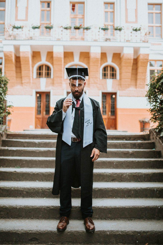 fotografii de absolvire senior portrait foto portret universitatea de medicina si farmacie targu mures6